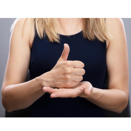 British Sign Language and Deaf Awareness