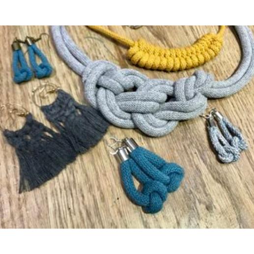 Chunky Rope Jewellery