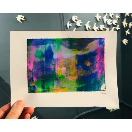 Creating Mono Screen Prints