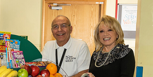 A Q&A with Elaine Paige OBE